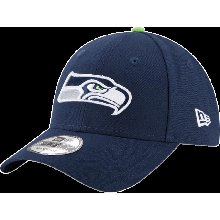 New Era Seattle Seahawks Cap NFL - 1