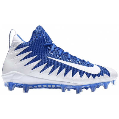 Nike Alpha Menace Pro Mid Royal Buty Futbolowe - 1 - 871451-411