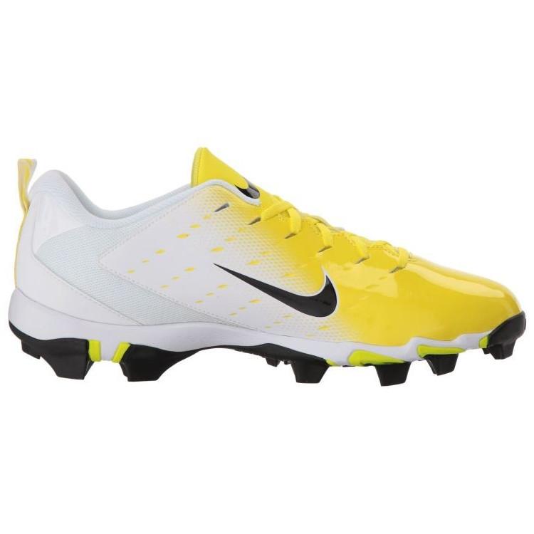 Nike Vapor Shark 3 Yellow-white - Football cleats - 1