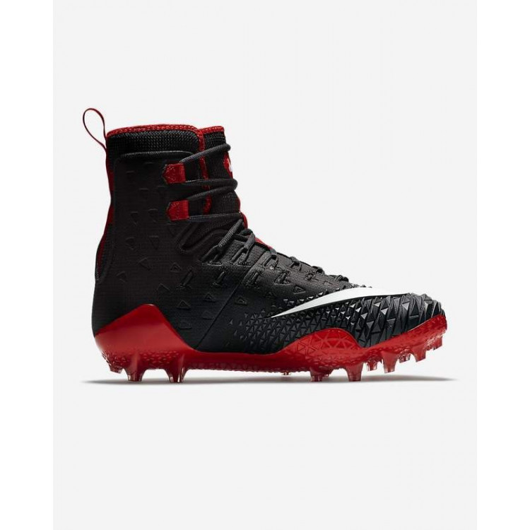 Nike Force Savage Elite TD Black-red - Buty Futbolowe - 1 - 880144-061