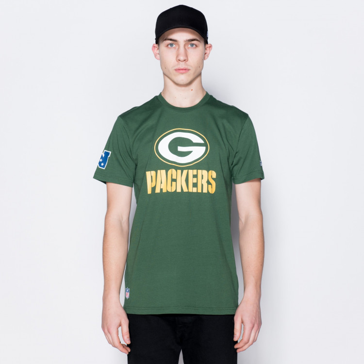 Green Bay Packers T-Shirt New Era NFL - 1