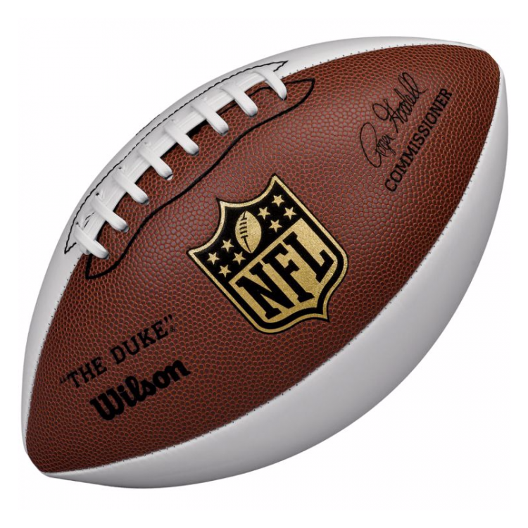 Wilson Football Autograph - bulk packed - 1