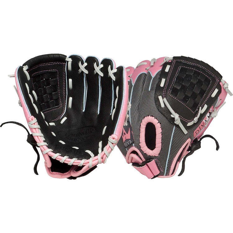 "Rękawica Louisville Slugger Youth Diva Series 9.5"" Fastpitch"