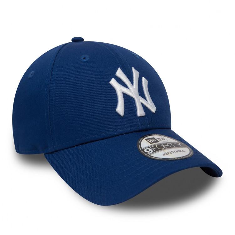 New Era New York Yankees Royal 940 Cap - 1