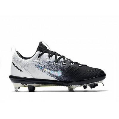 Nike Vapor Lunarlon Ultrafly Baseball Cleats Neon - 1