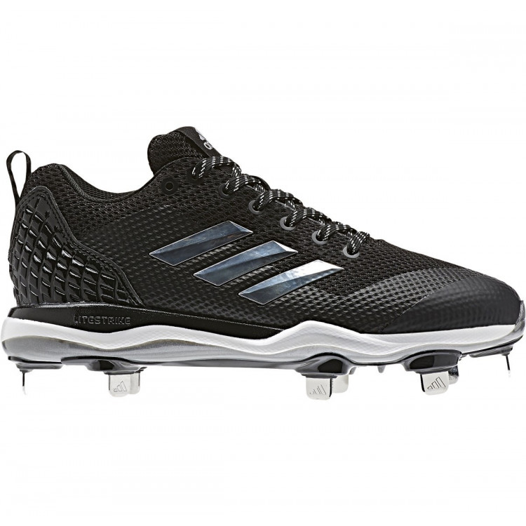Adidas PowerAlley 5 Softball Cleats - 1