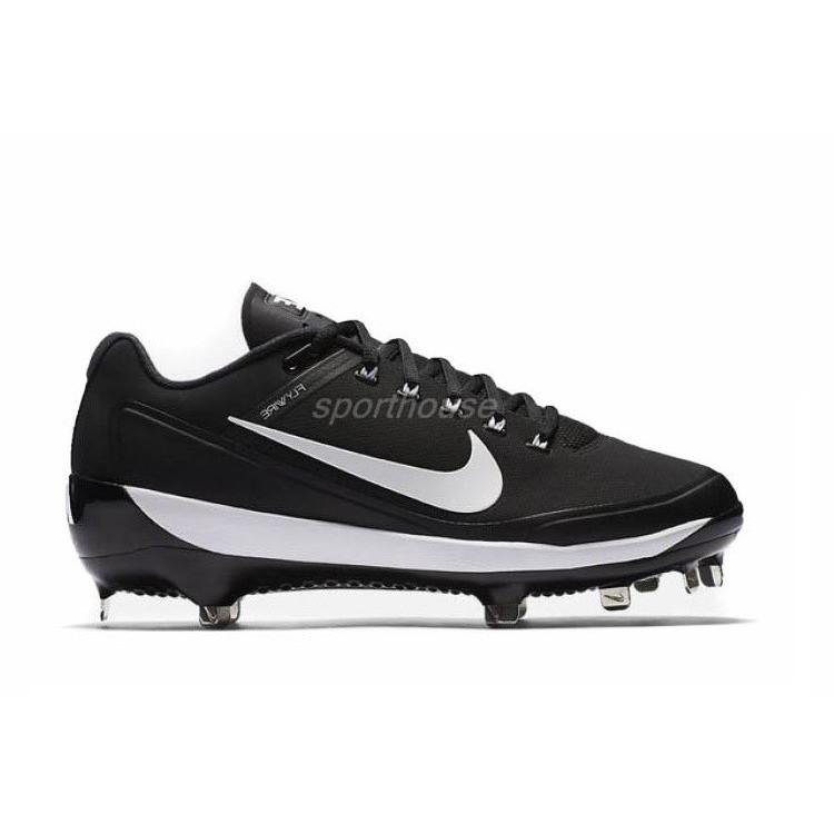 Nike Alpha Air Clipper '17 Baseball Cleats - Black - 1