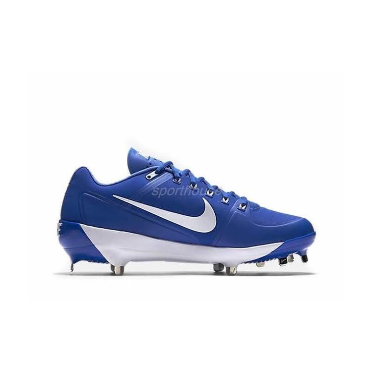 Nike Alpha Air Clipper '17 Baseball Cleats - Blue - 1