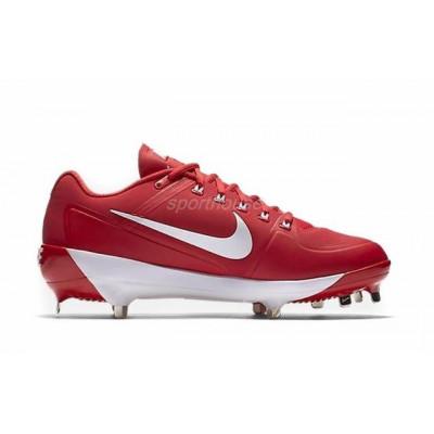Nike Alpha Air Clipper '17 Men's buty baseballowe -red - 1 - 880261-616