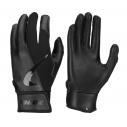 Nike Force Edge Czarne - Rękawiczki do pałkowania