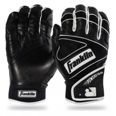 Franklin Powerstrap Series Batting Gloves - 1