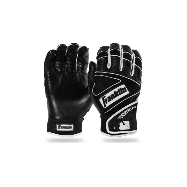 Franklin Powerstrap Series Youth Batting Gloves Kids - 1