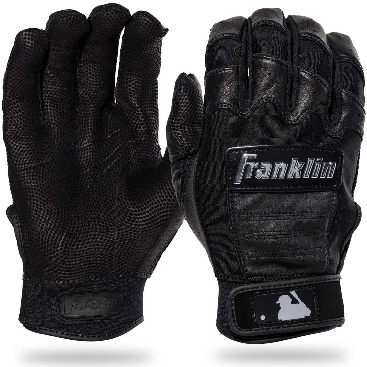 Franklin CFX Pro Full Color Chrome Series Batting Gloves - 2