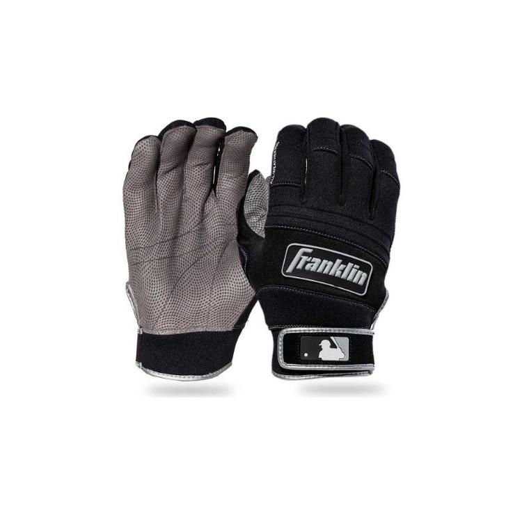 Franklin All-Weather Series Batting Gloves - 1
