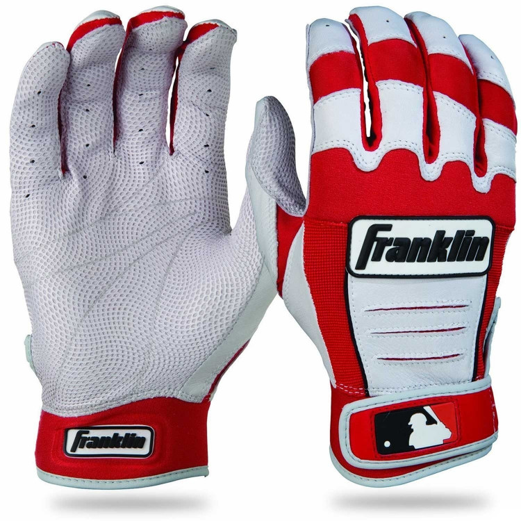 Franklin CFX Pro Series Batting Gloves - 1