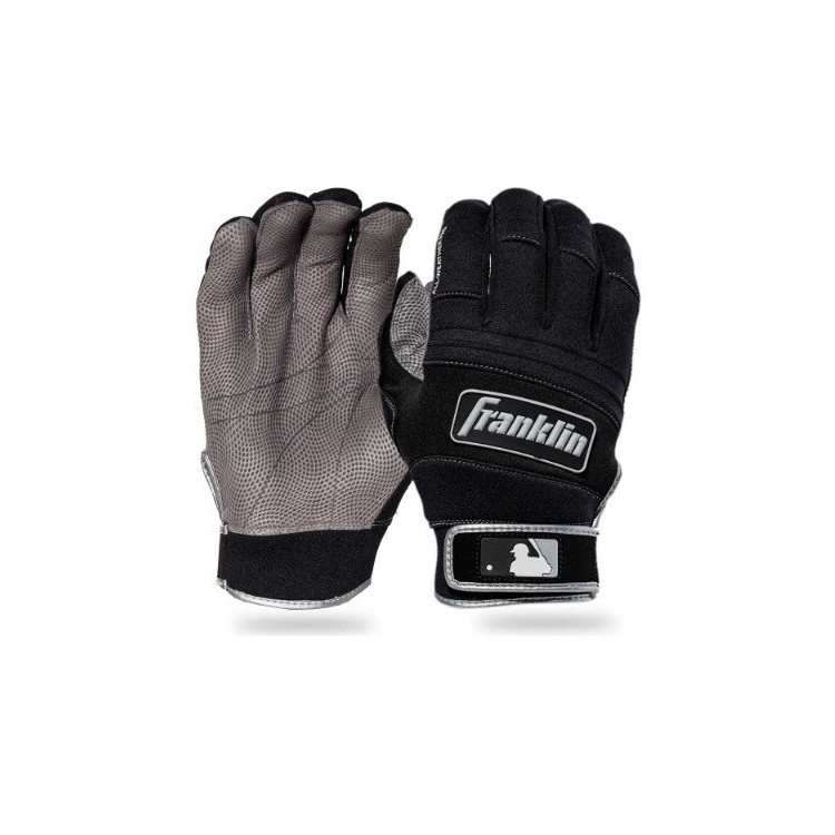 Franklin All-Weather Series Youth Batting Gloves - 1