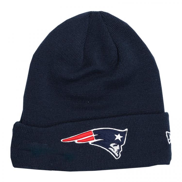 New Era New England Patriots Beanie Cap - 1