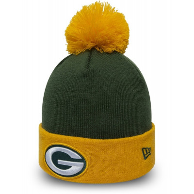 New Era Green Bay Packers Czapka zimowa - 1