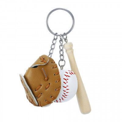 Baseball key ring - 1