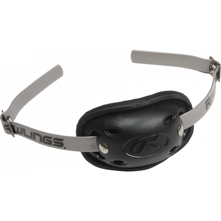 Rawlings Hardcupa Hard Chinstrap BLACK - 2