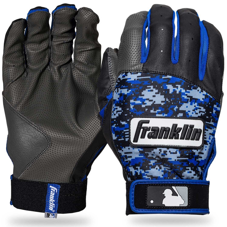 Franklin Digitek Series Youth Batting Gloves - 4