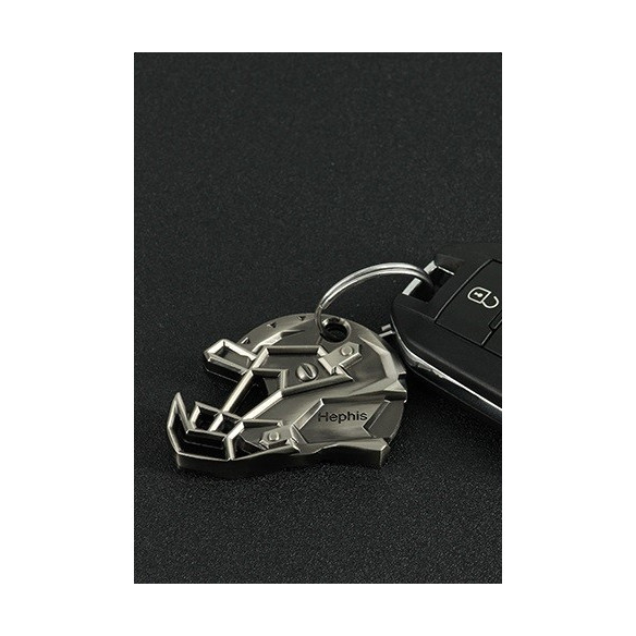 Beer opener - key ring - American Football Helmet - 2