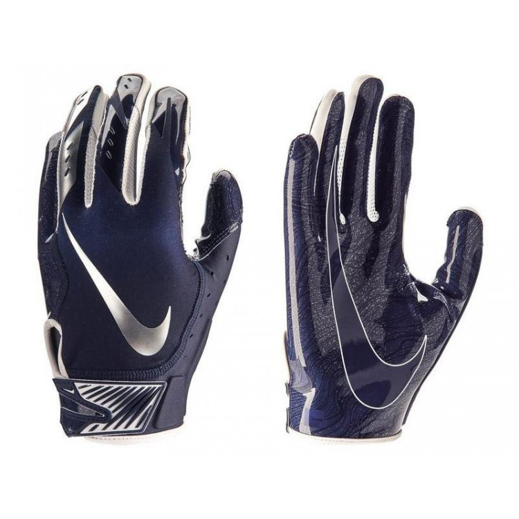 Nike Vapor Jet 5 Blue - Football Gloves - 3