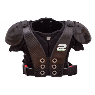 Set 2inOne Carbon Shoulder Pad - 1