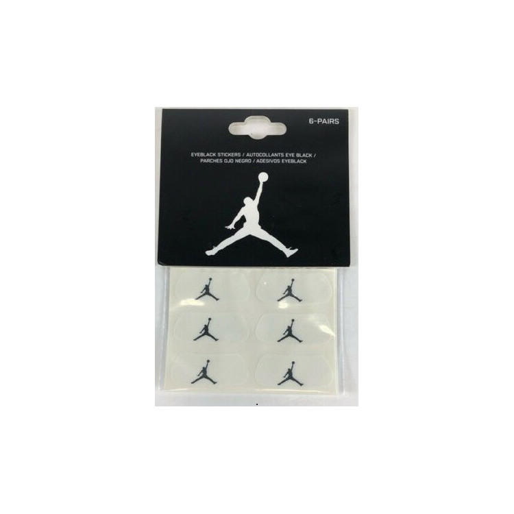 Jordan Eye Black Stickers - 2