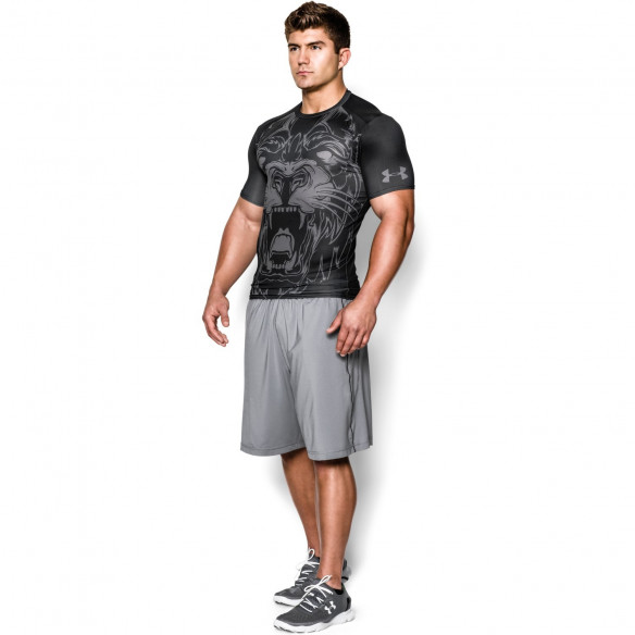 Koszulka Under Armour 100% Beast Lion Compression
