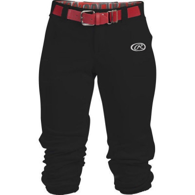 Rawlings WLNCHG Girls Belted Pant - 1