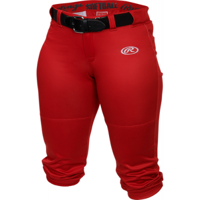 Rawlings WLNCH Women Belted Pant - 6