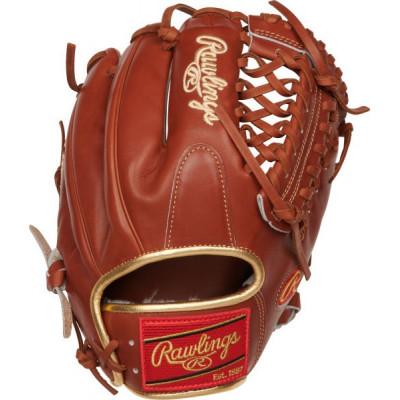 Rawlings Brown Pro Preferred 11,5 cali - Rękawica baseballowa - 2 - PROS204-4BR-11.5