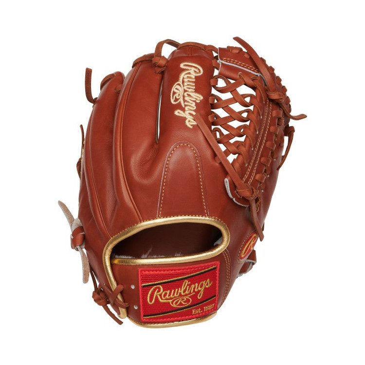 Rawlings Brown Pro Preferred 11,5 inch - Baseball Glove - 2
