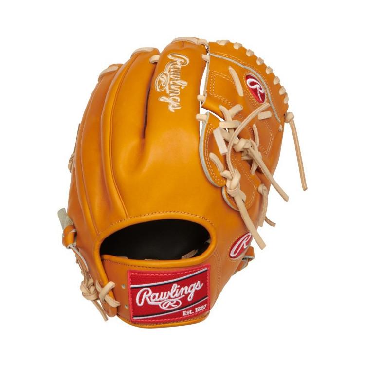 Rawlings Orange 12 Inch - Baseball Glove - 2