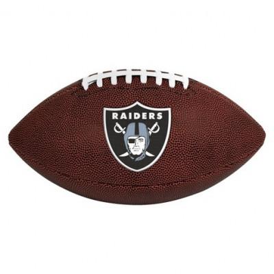 PIŁKA FUTBOLOWA Wilson NFL LICENSED BALL Oakland Raiders - 1 - WTF1748XBOA