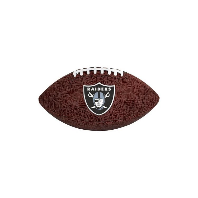 Football Wilson NFL LICENSED BALL Oakland Raiders - 1