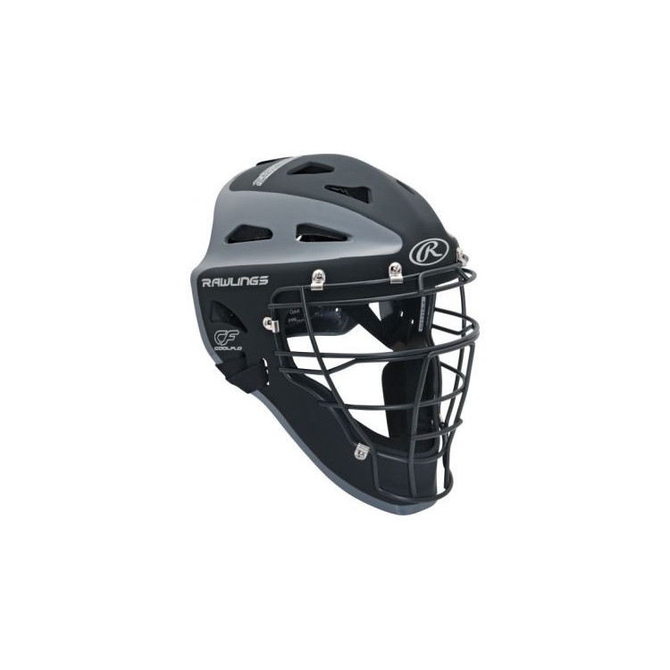 Rawlings CHVEL Two-Tone Catchers Helmet - 1
