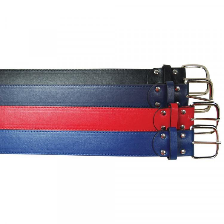 Douglas Leather Like Baseball Belt - 1