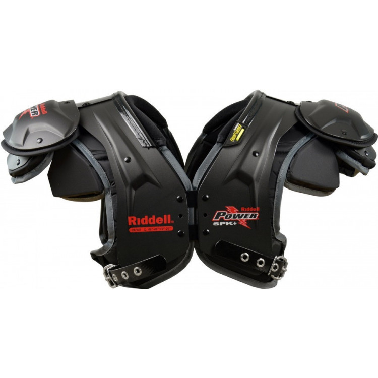 Riddell Power SPK+ QB/WR Shoulder Pads - 1 - R48264