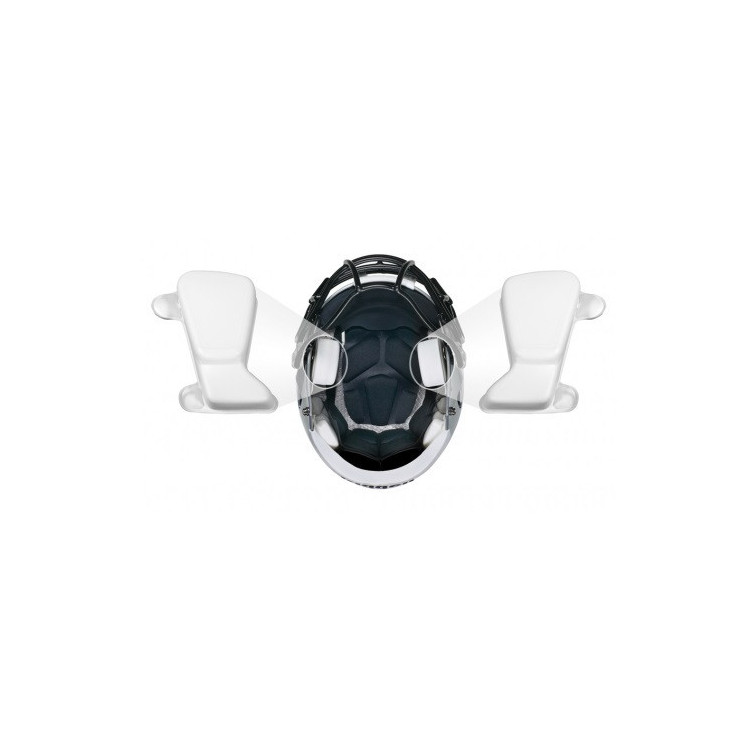 Riddell Speed Icon Inf. S-Pad White (9588) - 1 -