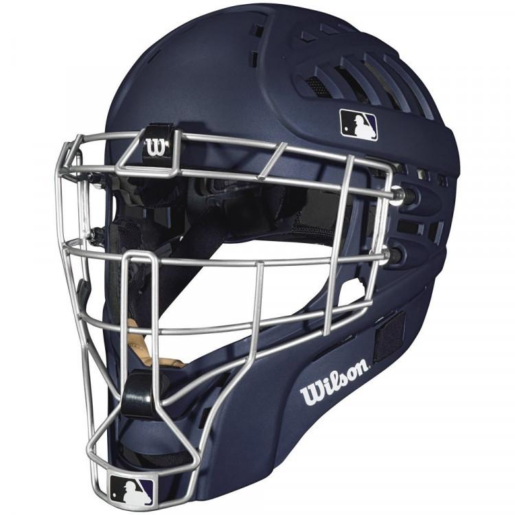 Wilson Shock FX 2.0 Catcher's Helmet - 5