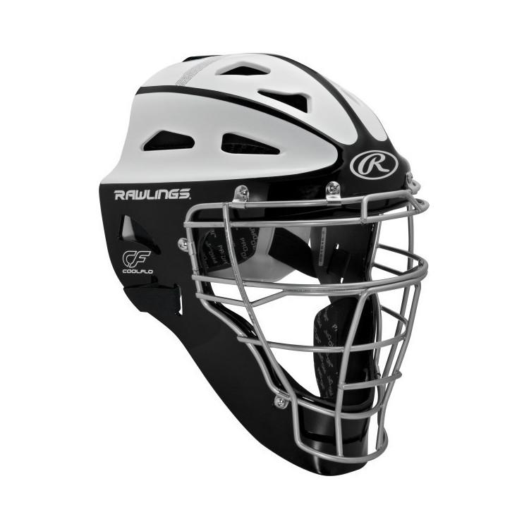 Rawlings SBCHVEL Two-Tone Helmet, Softball - 1