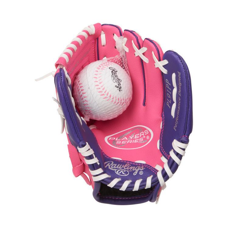 Rawlings 9 Inch Zestaw Bejsbol Youth - 1