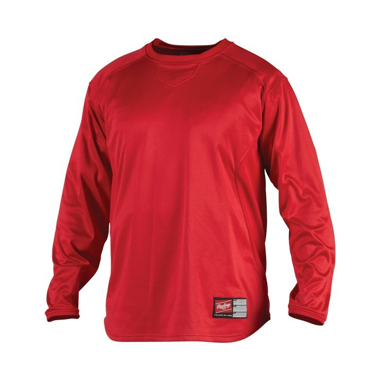 Rawlings UDFP2 Dugout Pullover - 7