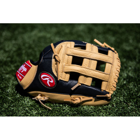 Rawlings 12-Inch Prodigy Outfield Glove P120CBH - 4 - P120CBH