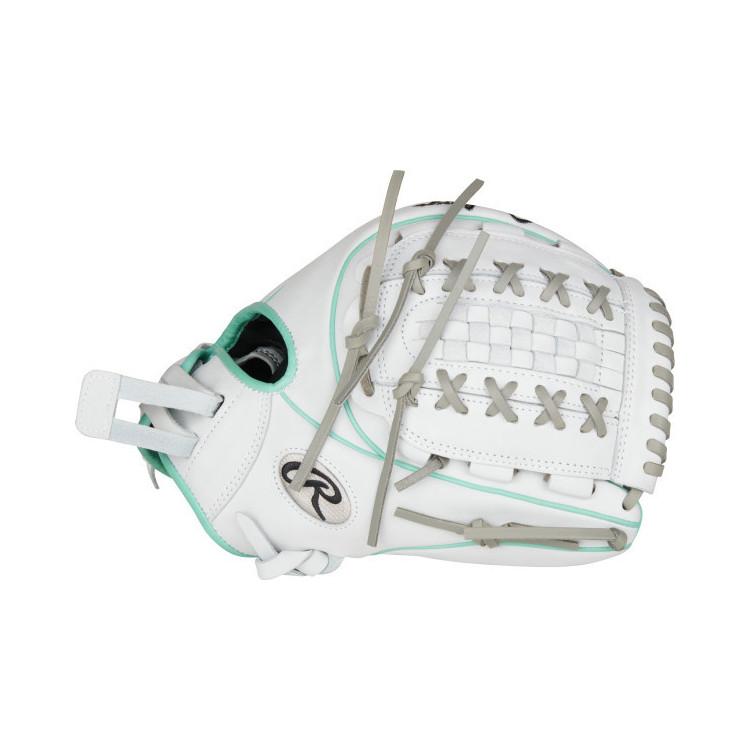 Rawlings White Softball 12 Inch LH