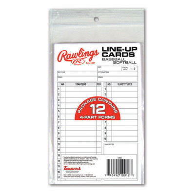 Rawlings System-17 Line-Up...
