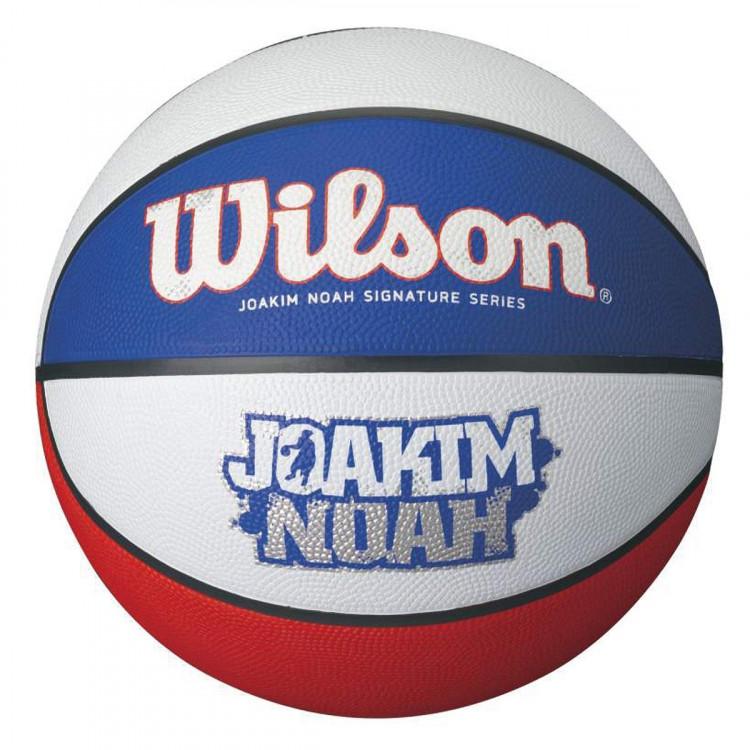 Piłka do koszykówki Wilson Joakim Noah  Tricolor