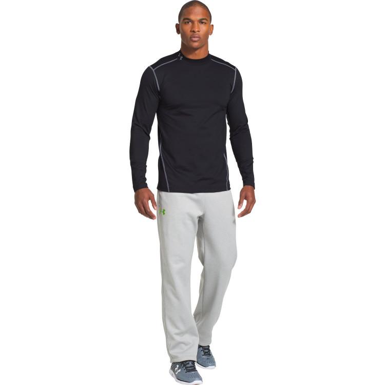 Koszulka długi rękaw UA ColdGear® Evo Fitted Mock